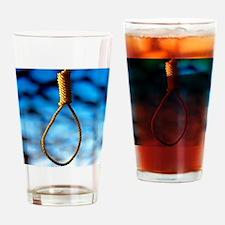 Hangman's noose Drinking Glass
