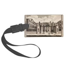 Guy's Hospital, 18th century Luggage Tag
