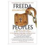 Freeda Peoples Large Poster