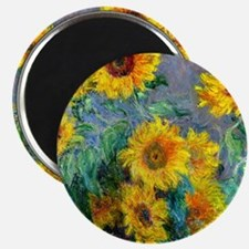 Jewelry Monet Sunf Magnet