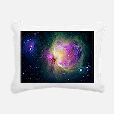 Great Orion Nebula Rectangular Canvas Pillow