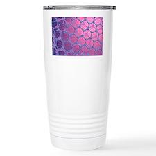 Graphene, molecular structure Travel Mug