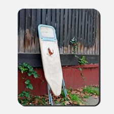 Dumped ironing board Mousepad