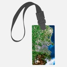 Dublin, Republic of Ireland Luggage Tag