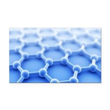 Graphene Rectangle Car Magnet