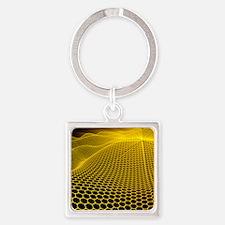 Graphene Square Keychain
