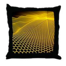 Graphene Throw Pillow