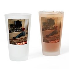Domestic accident Drinking Glass