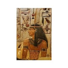 Goddess Maat Rectangle Magnet