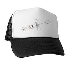 Glass syringe Trucker Hat