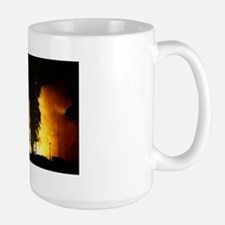 GLONASS satellite launch, 2010 Large Mug