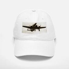 German WWII ramjet bomber in flight Baseball Baseball Cap