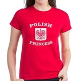 Polish Women's Dark T-Shirt