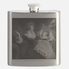 Georgiana, Duchess of Devonshire Flask