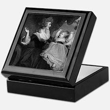 Georgiana, Duchess of Devonshire Keepsake Box