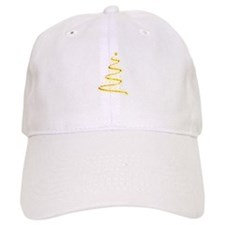 Invisible Christmas Tree Baseball Baseball Cap