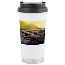 Diplodocus dinosaurs Travel Mug