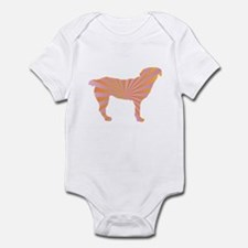 Entlebucher Rays Infant Bodysuit