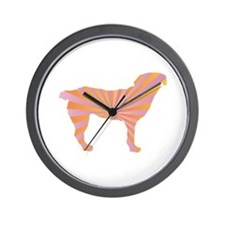 Entlebucher Rays Wall Clock