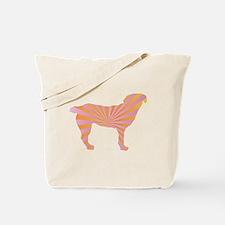 Entlebucher Rays Tote Bag