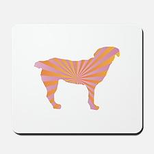 Entlebucher Rays Mousepad