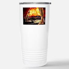 Dinosaur extinction Travel Mug