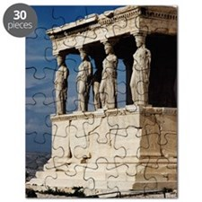 Temple of Athena at Parthenon Puzzle