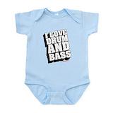 Drum bass Bodysuits