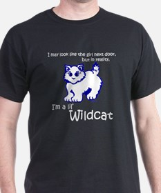 wildcat girl next door too T-Shirt