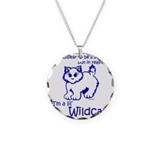 Wildcat-Puppy Necklace