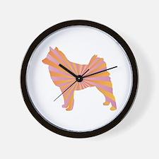 Spitz Rays Wall Clock