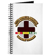 Army - 44th Medical Brigade w SVC Ribbon Journal