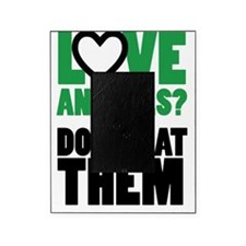 Love Animals Dont Eat Them Picture Frame