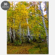 Autumn Yellow Puzzle