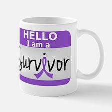 Hodgkins Disease Survivor 24 Mug