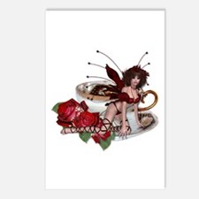 ROSA Teacup Fairy Postcards (Package of 8)