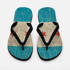 VintageChicago Flip Flops