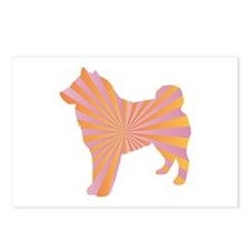 Sheepdog Rays Postcards (Package of 8)