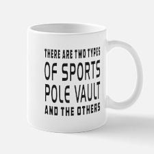 Pole vault Designs Mug