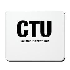 C.T.U. Mousepad