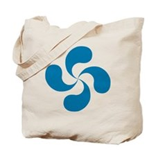 lauburu blue Tote Bag