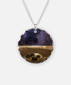 Galapagos giant tortoise the Necklace