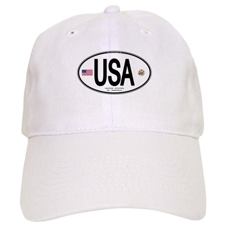 USA Euro-style Country Code Cap