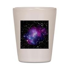 Galaxy cluster MACS J0717 Shot Glass