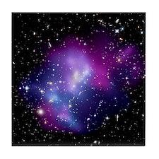 Galaxy cluster MACS J0717 Tile Coaster