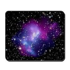 Galaxy cluster MACS J0717 Mousepad