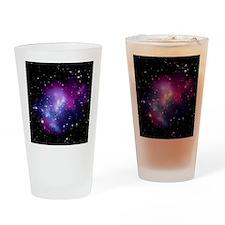 Galaxy cluster MACS J0717 Drinking Glass