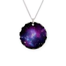 Galaxy cluster MACS J0717 Necklace