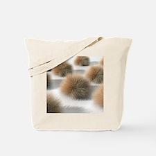 Fungal skin infection, artwork Tote Bag