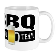 BBQ Drinking Team Mug